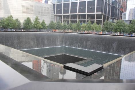 Monumento de los Atentados del 11 de Septiembre