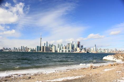 Vistas del skyline