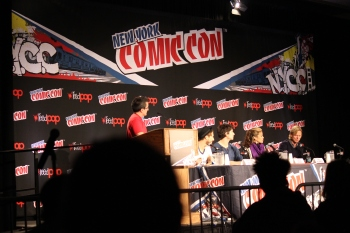 DC Legends of Tomorrow panel