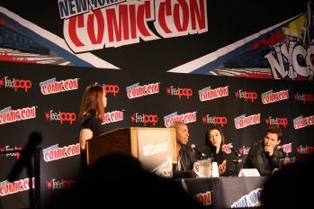 Supergirl panel